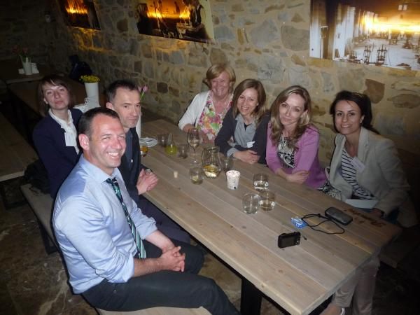 Pressov's Translation Studies Team temas up Lublin and Rouen.JPG